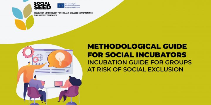 Methodological guide for social incubators: the first project output is online